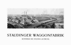 Waggonfabrik Staudinger