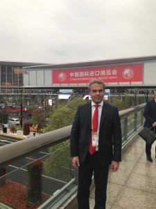 Návšteva veletrhu China International Import Expo 2018 I